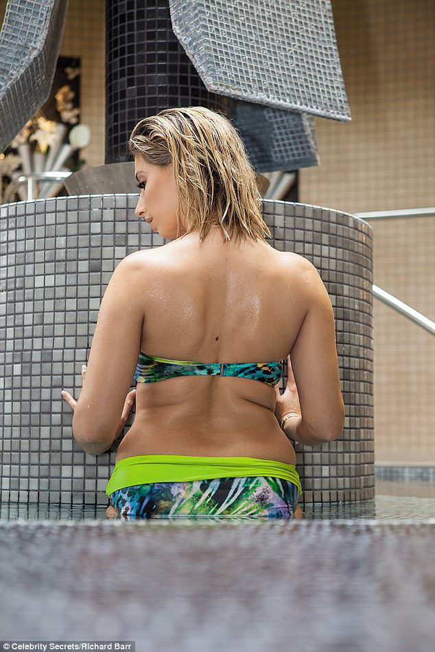 Stacey Solomon bikini photos