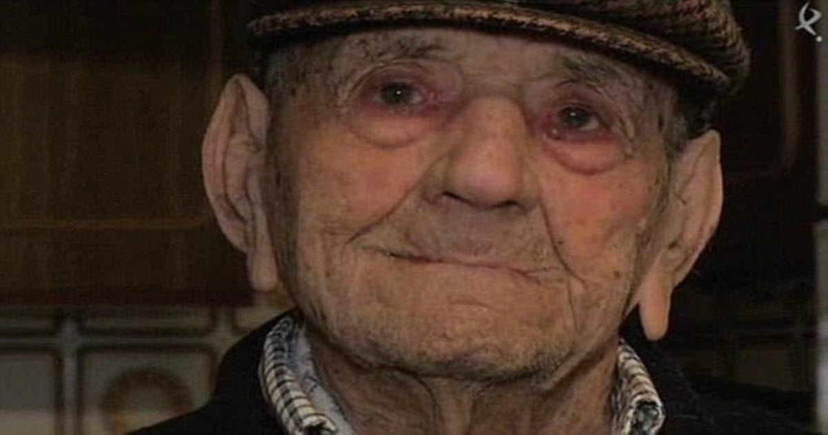 Breaking News World S Oldest Man Dies At The Age Of 113