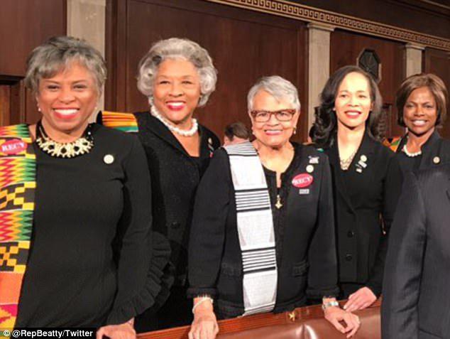 Democratic congresswoman on state union