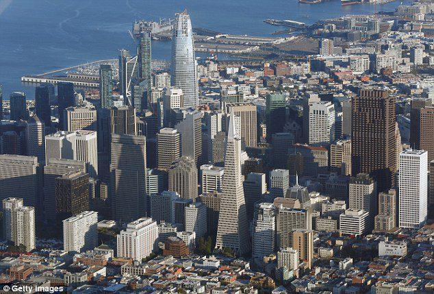 San Franciso littering