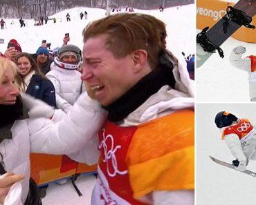 Shaun White winter olympics