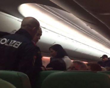 Transavia Airlines emergency landing