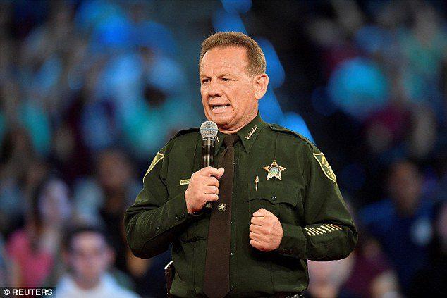 county deputies failure of duty
