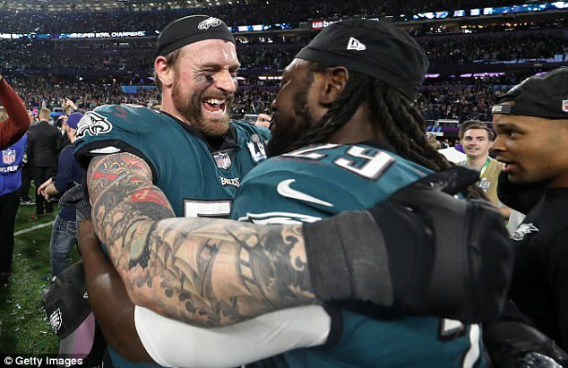 eagles players boycott white house