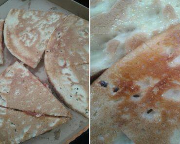 little caesars mouse feces pizza
