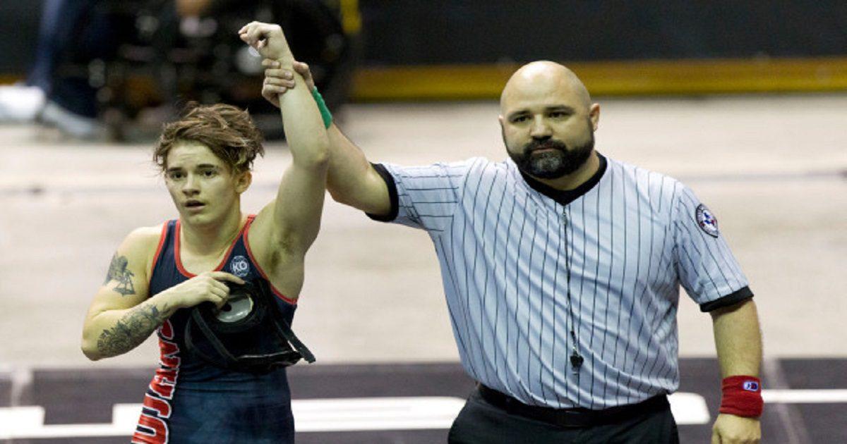 mack beggs wrestling