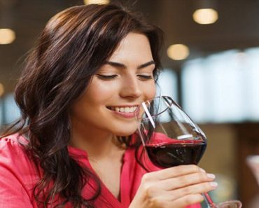 wine helps clean brain