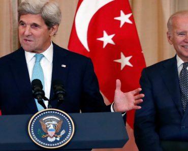 Biden Kerry secret empire