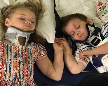 Clemens siblings car crash survival
