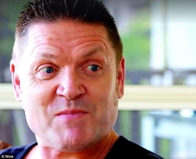 Mark Bladen bully