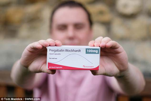 Purdy painkiller Pregabalin