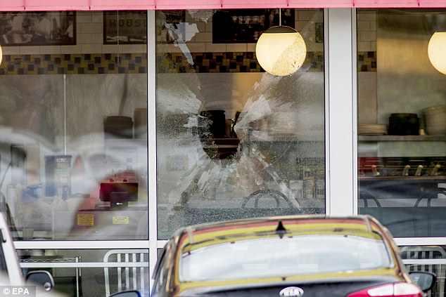 Waffle House killer