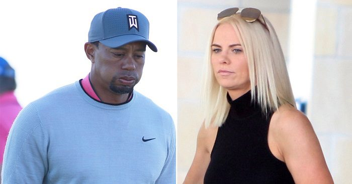 The Masters isn't the only thing Tiger Woods has to worry about this wee