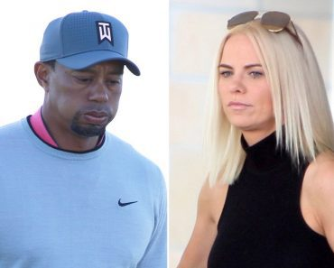 tiger woods breakup