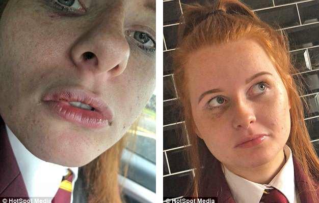 Abbie McCarthy bullying video