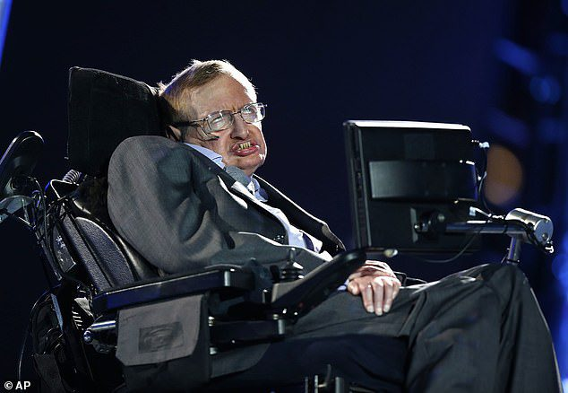 Stephen Hawking's final book