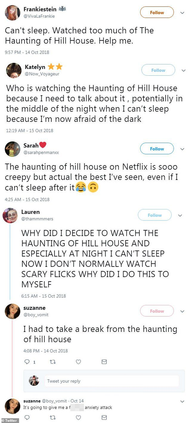 The Haunting Of Hill House netfix