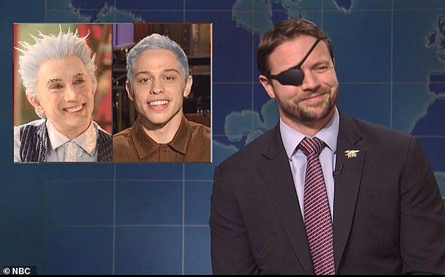 pete davidson apology on SNL