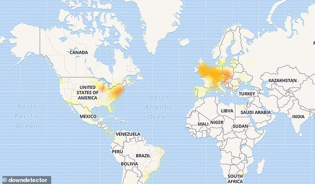 Xbox outage