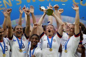 trump invitation women national team