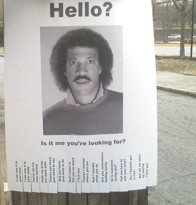 hysterical flyers