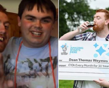 lottery winner set for life