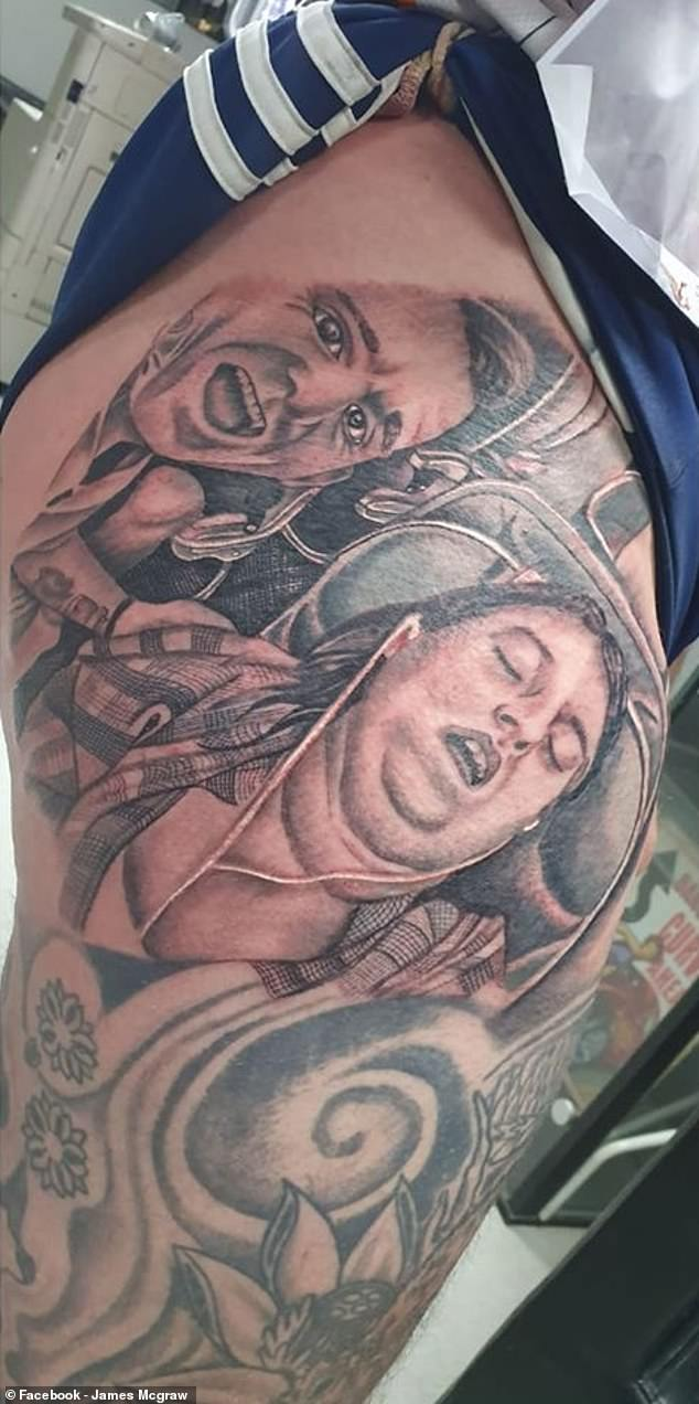 wife tattoo