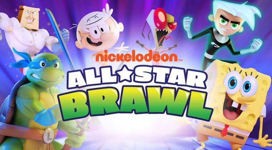 nickelodeon all star brawl roster